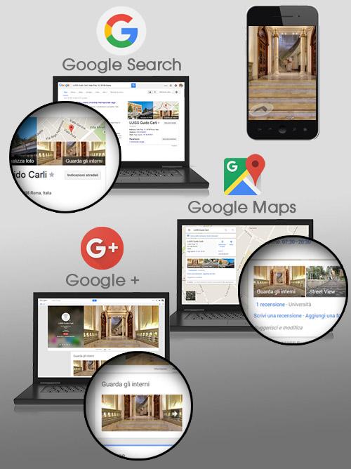 Come funziona Google Street View