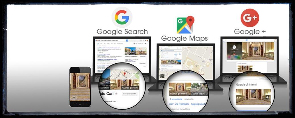 Massima visibilità su Google >