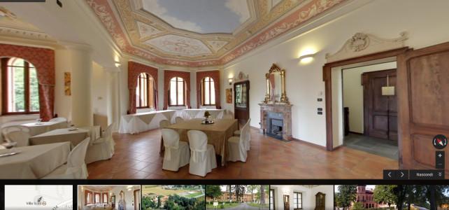Villa Badia Sezzadio Eventi