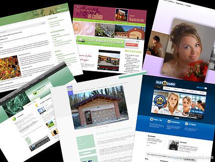 servizi per la comunicazione: web design