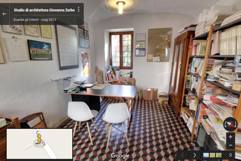 Virtual tour studio di architettura giovanna zerbo by for Elenco studi di architettura roma
