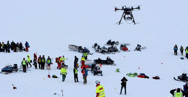 drone sicurezza ricerca alessandria asti cuneo alba