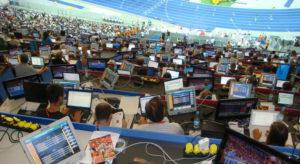 video riprese sportive con commento audio in diretta