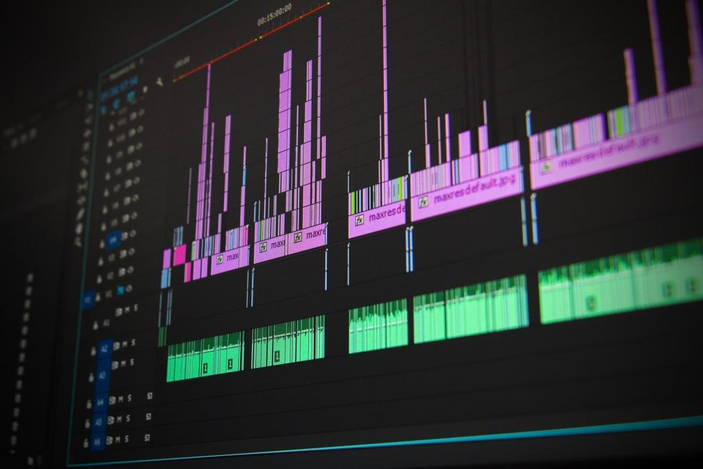 Software per montaggio video a Genova