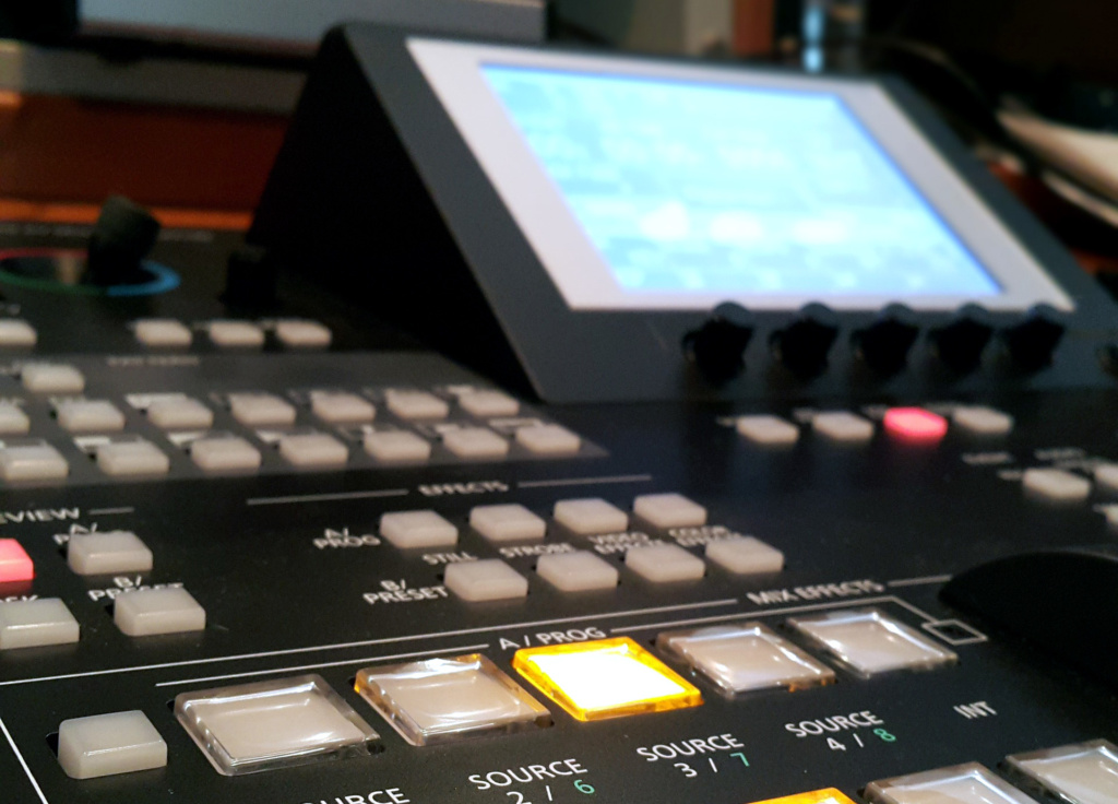 Video mixer digitale per realizzare dirette e montaggio video ad Alessandria
