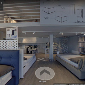 virtual tour fotografici su google maps