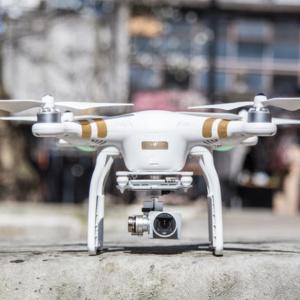 riprese foto e video con drone